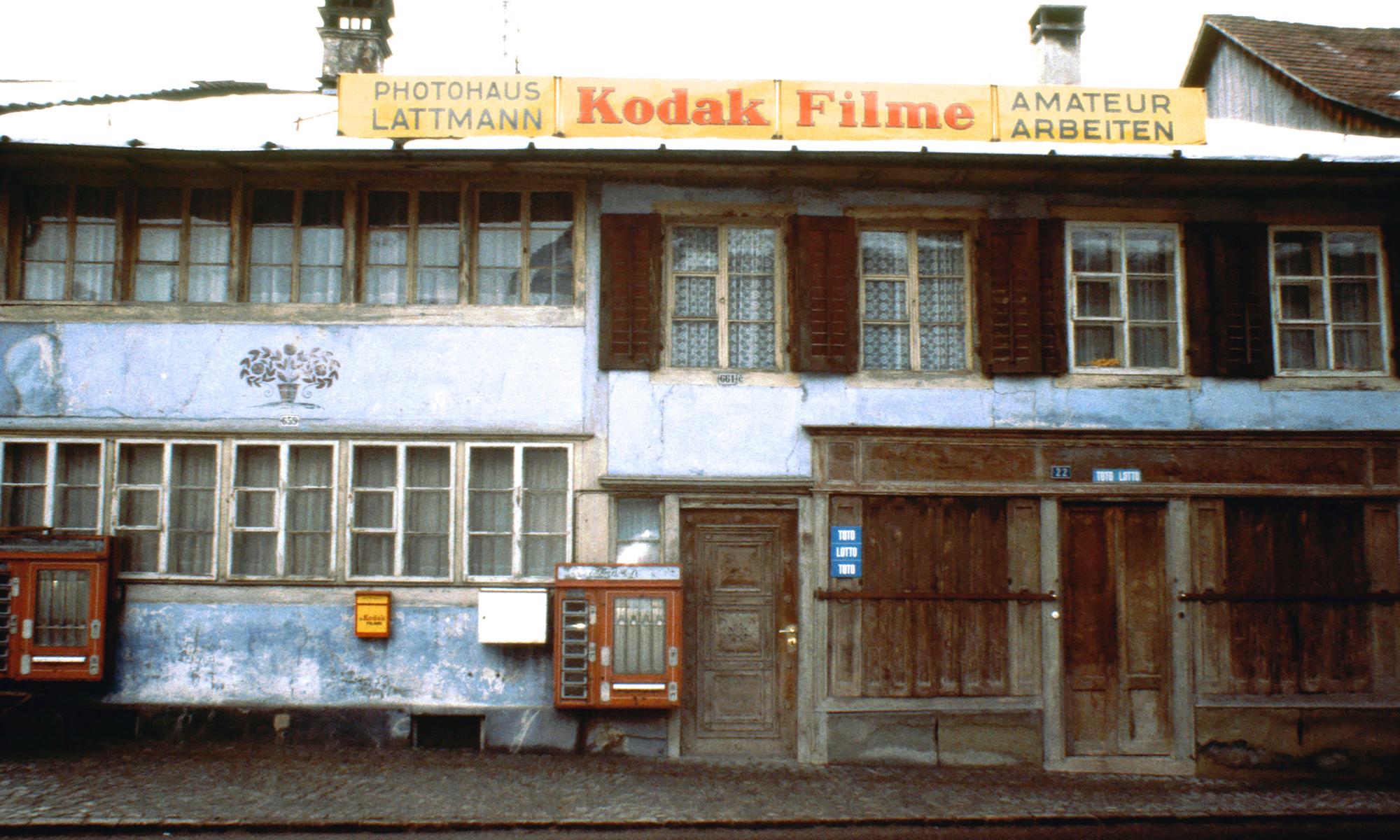 Kodak-im-Tösstal